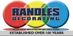 Randles Decorating logo